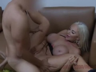 On Vacation with my Hot Step-Mom with Huge Tits