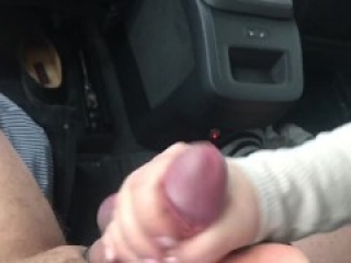 Swedish girl handjob after footjob big cumshot online hookup